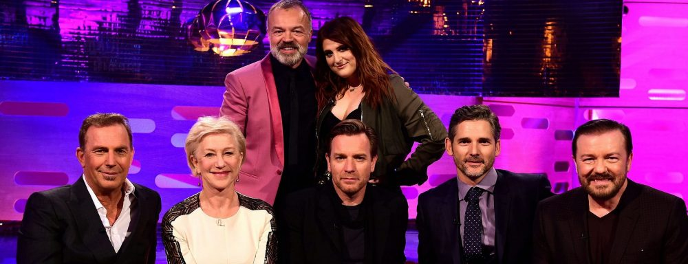 The Graham Norton Show – Video & Stills