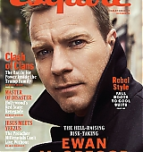 Ewan McGregor in Esquire US October 2016 Cover