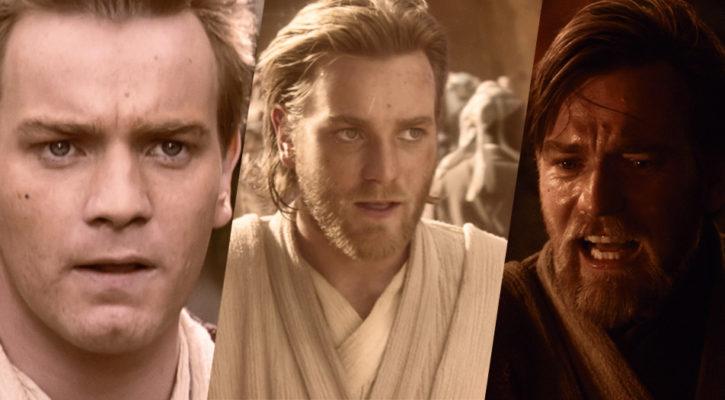 Star Wars Episodes I, II & III Blu-Ray Screen Captures