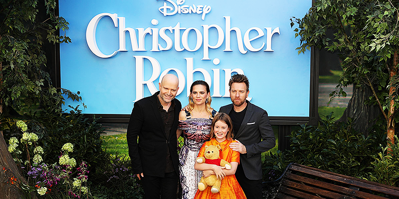 'Christopher Robin' European Premiere