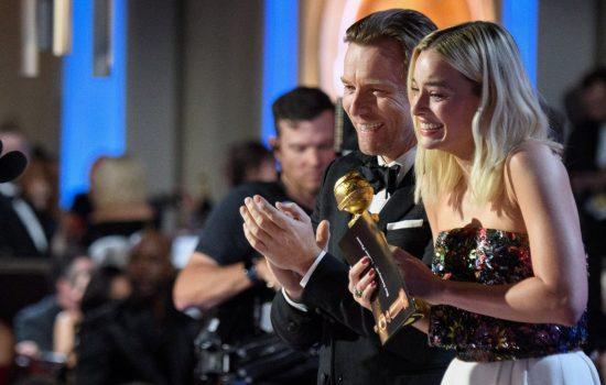 77th Golden Globe Awards Photos