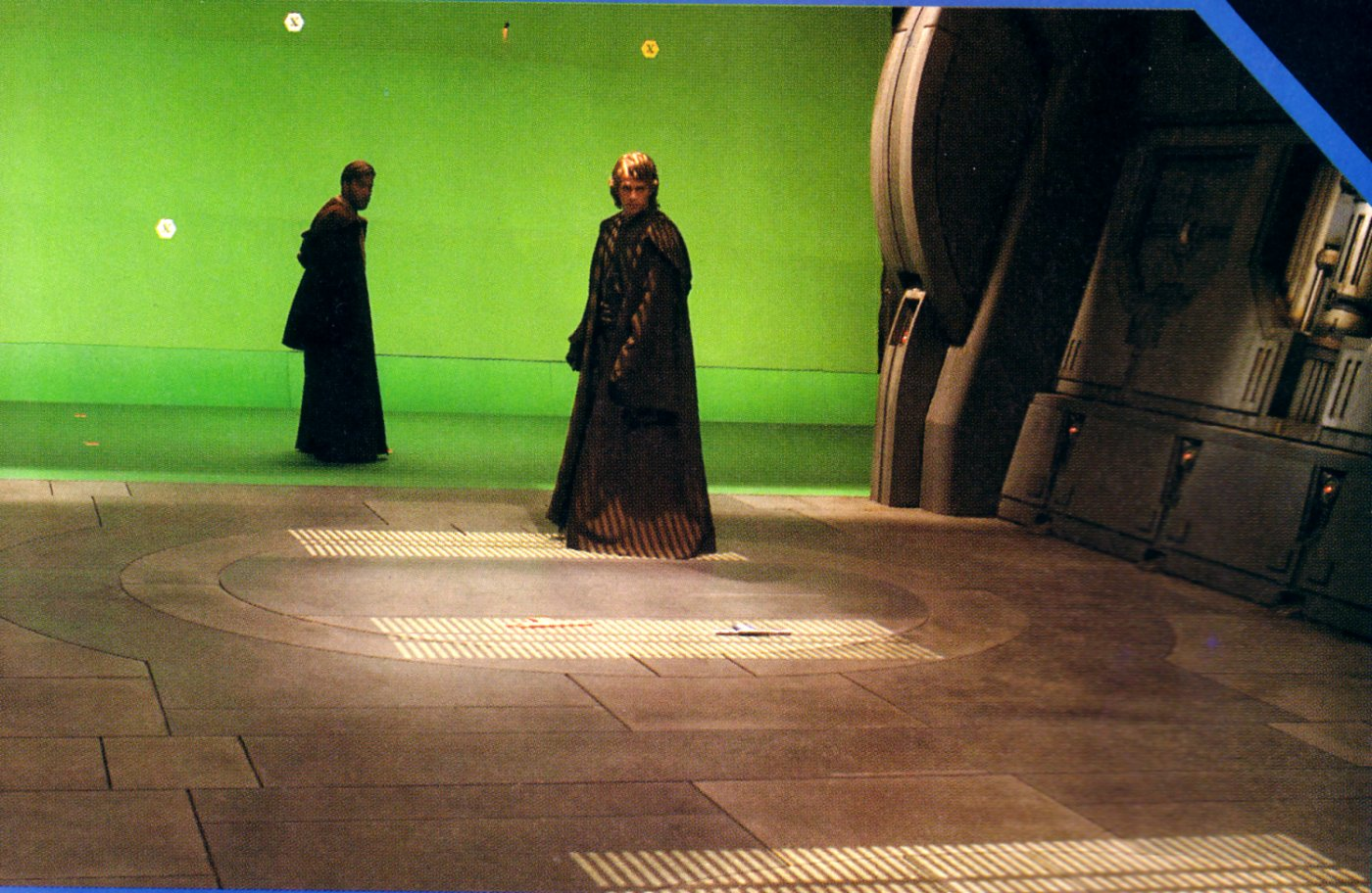 Behind The Scenes Magazines Scans Star Wars Episode Iii Revenge Of The Sith Bts Scans 001 Ewanmcgregor Net Gallery